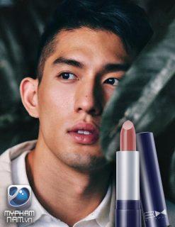 son môi nam màu nam tính